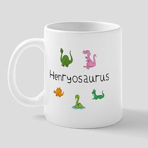 Henryosaurus Mug
