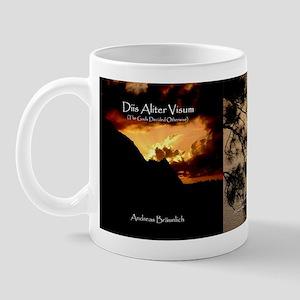 """""""Diis Aliter Visum"""" CD Art Mug"""