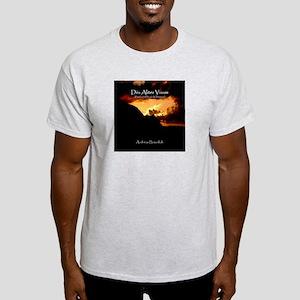 """""""Diis Aliter Visum"""" CD Art Light T-Shirt"""