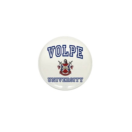 VOLPE University Mini Button (10 pack)