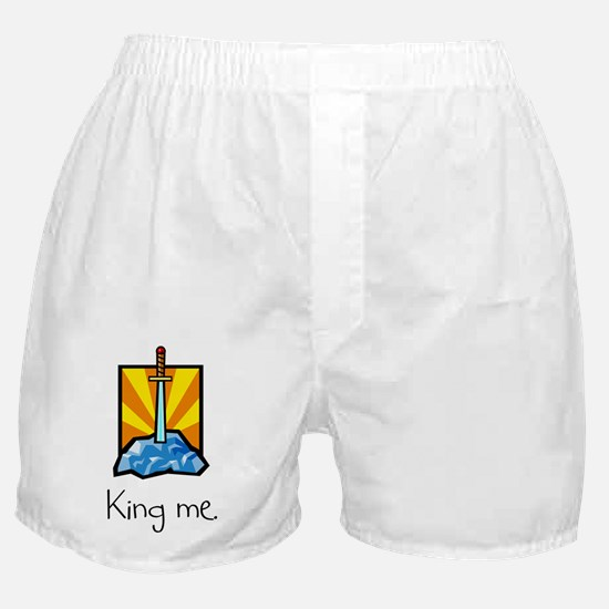 King me. Boxer Shorts