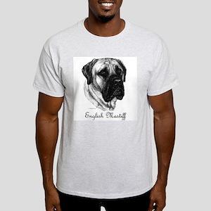 English Mastiff Light T-Shirt