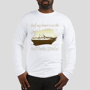 USS Peleliu (LHA 5) Long Sleeve T-Shirt