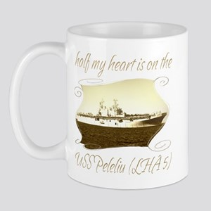 USS Peleliu (LHA 5) Mugs