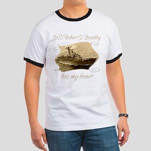 USS Robert Glbradley T-Shirt