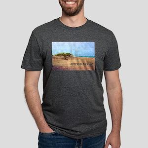 Outer Banks NC Beach Dune T-Shirt