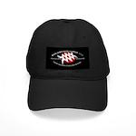 WMA Black Heavy Metal Baseball Cap