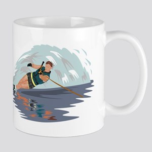 Water Skiing Mugs