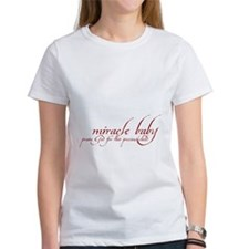 miracle baby Women's T-Shirt