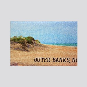 Outer Banks NC Beach Dune Magnets