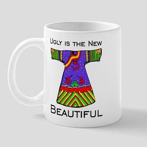 Ugly is the New Beautiful Mug