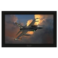 F-16 Large Poster (23