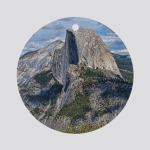 Helaines Yosemite Round Ornament