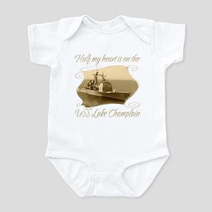 USS Lake Champlain Body Suit