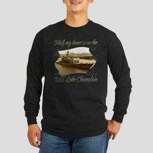 USS Lake Champlain3 Long Sleeve T-Shirt