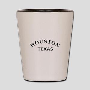 Houston Texas Shot Glass