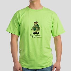 Country Girl Awareness TEAL 2 T-Shirt