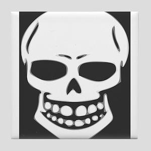 Skull X-Ray Tile Coaster