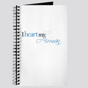 Heart My Airman Journal