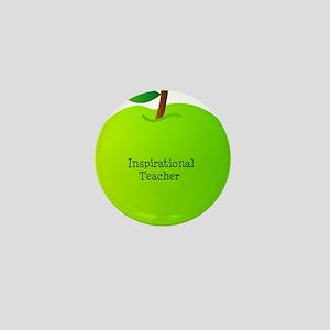 Inspirational Teacher Mini Button