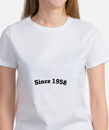 Wicked Pissah Since 1958 T-Shirt