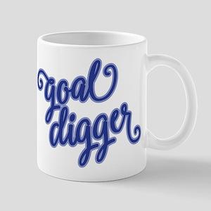 GOAL DIGGER 11 oz Ceramic Mug