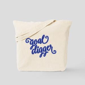 GOAL DIGGER Tote Bag