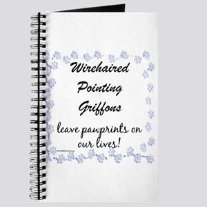 Wirehaired Pawprint Journal