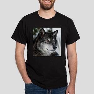 Beautiful Grey Wolf T-Shirt