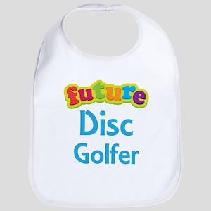 Future Disc Golfer Baby Bib