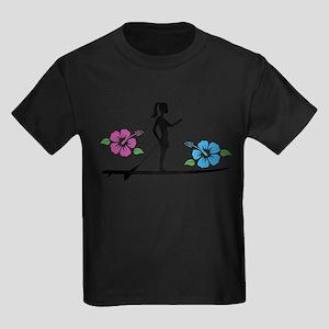 Paddleboarding girl T-Shirt