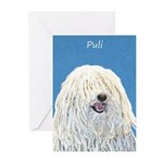 Puli Greeting Cards (Pk of 10)