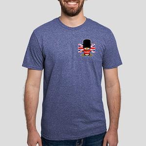 British Soldier Penguin T-Shirt