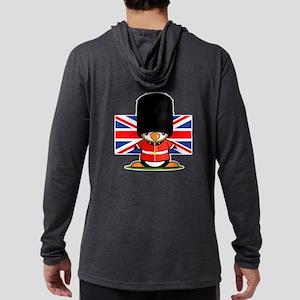 British Soldier Penguin Long Sleeve T-Shirt
