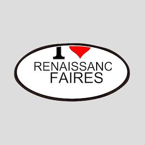 I Love Renaissance Faires Patch