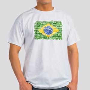 Textual Brasil Light T-Shirt