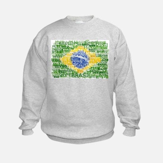 Textual Brasil Sweatshirt