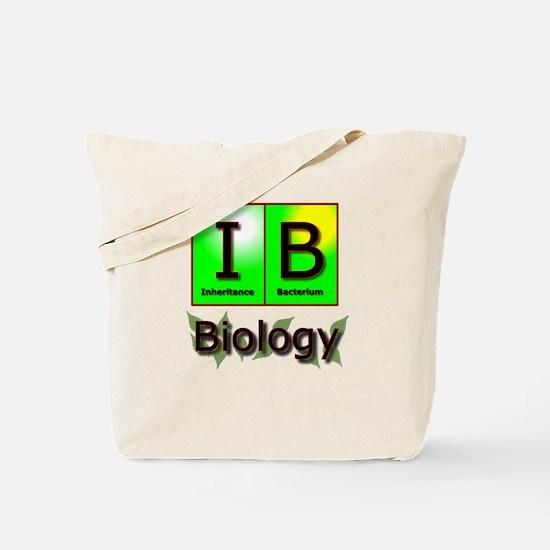 IB biology Tote Bag