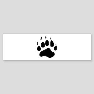 Bumper Sticker - Bear