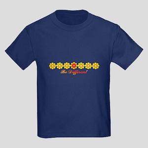 Be Different Kids Dark T-Shirt
