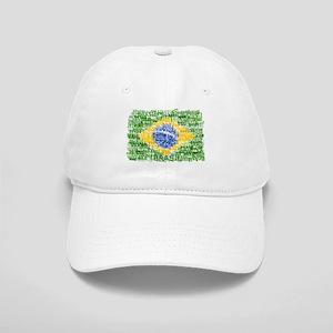 31cfed562b4 Brazilian Flag Hats - CafePress