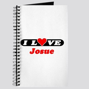 I Love Josue Journal