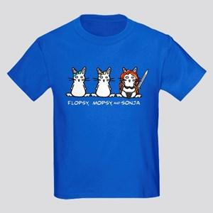 Flopsy/Mopsy/Sonja Kids Color T-Shirt