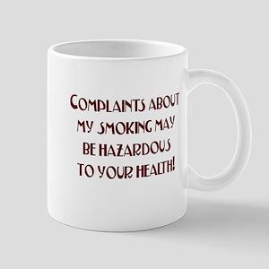 Smoking Humor Mug