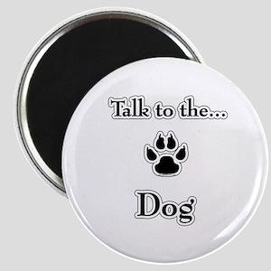 Dog Talk Magnet