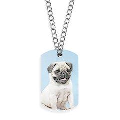 Pug Dog Tags