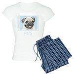Pug Women's Light Pajamas