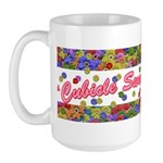 Cubicle Sweet Cubicle Large Mug