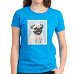 Pug Women's Dark T-Shirt