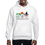 Halloween Eat Stay Play Hooded Sweatshirt